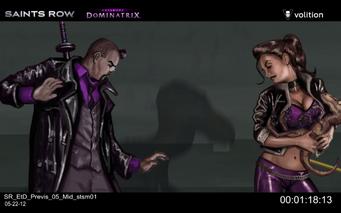 Escape the Dominatrix - Donnie and Shaundi
