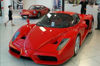 Fer de Lance - Enzo Ferrari in real life