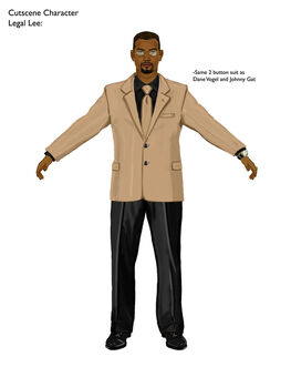 Legal Lee Saints Row 2 Concept Art