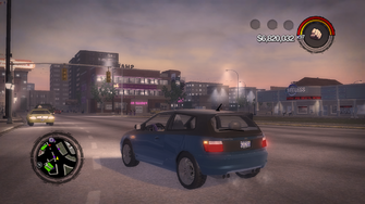 Mockingbird - rear left with lights in Saints Row 2