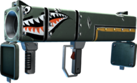 SRIV Explosives - RPG - J7 Rocket Launcher - Warbird