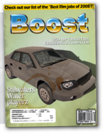 Voxel - Chop Shop magazine