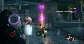 Mollusk Launcher in Saints Row The Third
