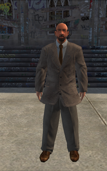 BusinessMan - Latino - character model in Saints Row