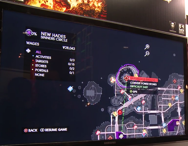Gat out of Hell Gameplay Demo 0608 Hood - Sinners Circle (Shantytown), activity - Marshalling Ground