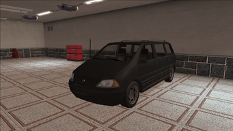 Saints Row variants - Westbury - Beater - front left