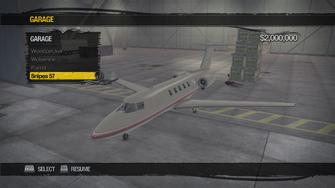 Airport Hangar - Garage