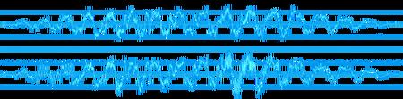 Audio log visual