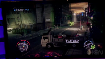 Flatbed - IGN gameplay footage