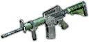 SRIV weapon icon rifle gang