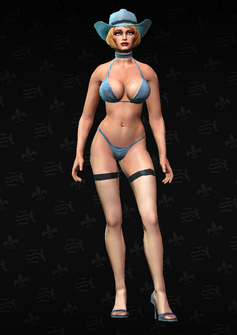 Stripper01 - Kandy - character model in Saints Row The Third