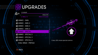 Upgrades menu in Saints Row IV - Page 3 of Combat