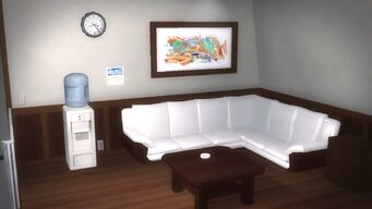 Executive Yacht - Couch