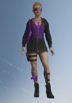Gang Customization - Saint 1 - Hilda - in Saints Row IV