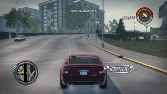 Phoenix - rear in Saints Row 2
