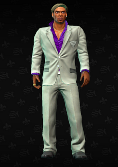 Pierce - character model in Saints Row The Third