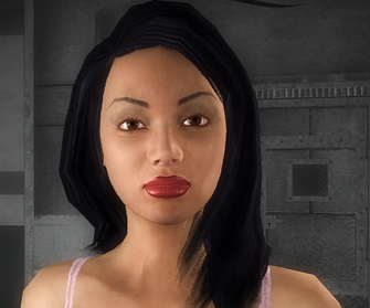 Playa Saints Row 2 default Hispanic Female