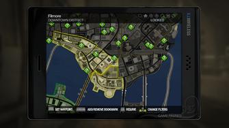 Secret Area - King Plaza Station on map