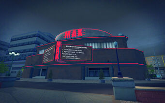Humbolt Park in Saints Row 2 - Max Visions movie list