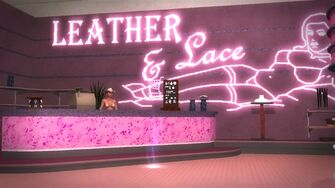 Leather & Lace - interior in Saints Row 2