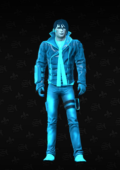Matt Miller B - character model in Saints Row The Third