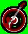 Saints Row 2 clothing logo - guitar