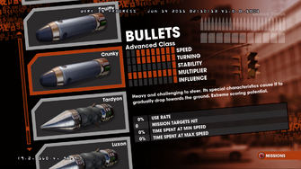Saints Row Money Shot Bullet - Crunky