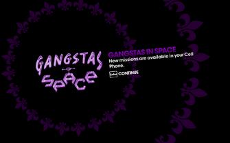 DLC unlock Saints Row The Third - Gangstas in Space