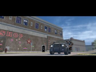 Picking a Fight - Masako and FBI