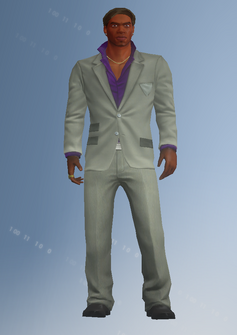 Pierce - character model in Saints Row IV