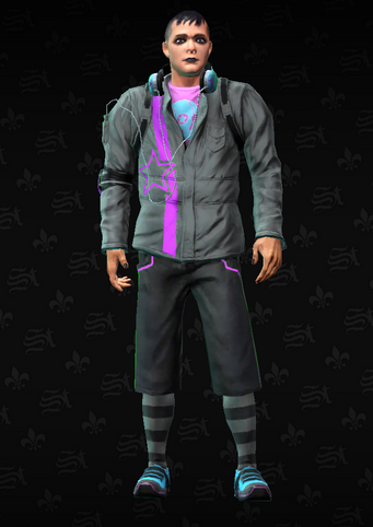 Gang Customization - Decker 2 - Archie - in Saints Row The Third