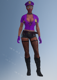 Gang Customization - Stripper 2 - Vera - in Saints Row IV