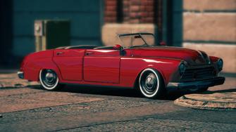 Gunslinger Red