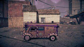 Half Baked - left in Saints Row IV