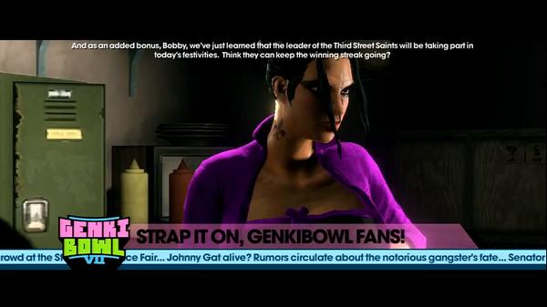 Johnny Gat in Genkibowl VII