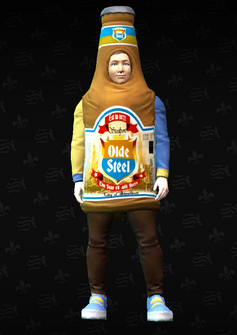 Mascot03 - Beer - character model in Saints Row The Third