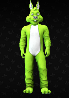 Mascot10 - Rabbit - character model in Saints Row The Third