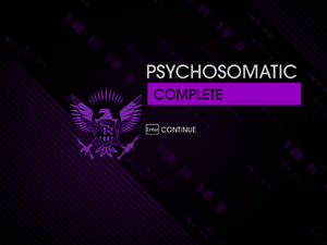 Psychosomatic complete