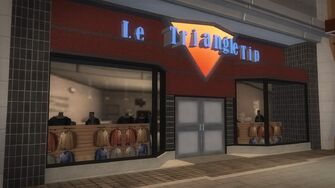 Rounds Square Shopping Center - Le Triangle Tip