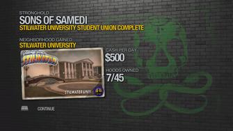 Stilwater University Student Union - Stilwater University neighborhood gained