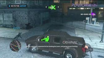 Criminal in Platform32 gameplay video