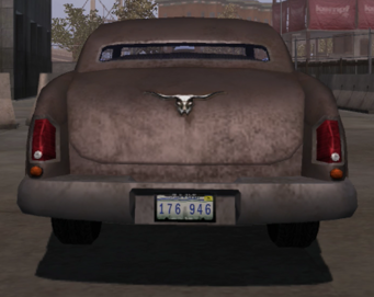 Gunslinger - rear in Saints Row