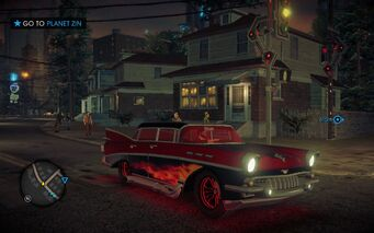 Hollywood - customized in Saints Row IV