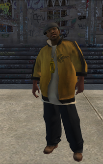 Vice Kings male Killa1-01 - Black - character model in Saints Row