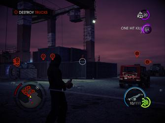 Brotherhood (mission) - Destroy Trucks