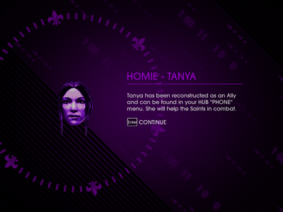 Dancing Queen reward - Homie - Tanya