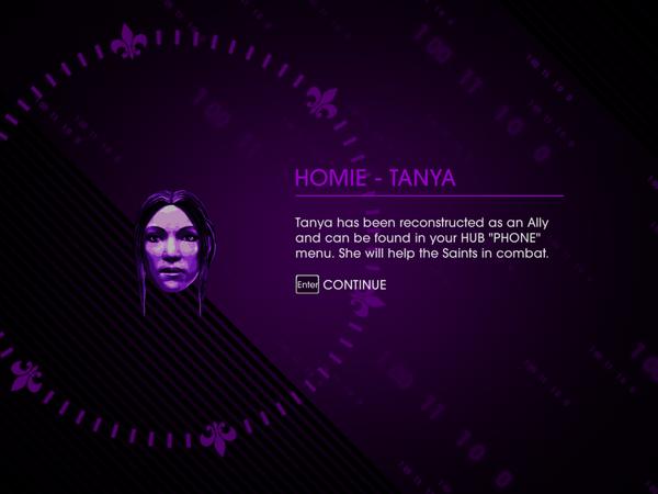 Dancing Queen reward - Homie - Tanya