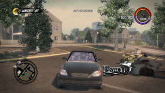 Eiswolf - front in Saints Row 2