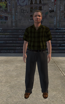 MiddleAge male 01 - white - character model in Saints Row