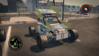 Mongoose - Lik-a-Chik variant in Saints Row 2